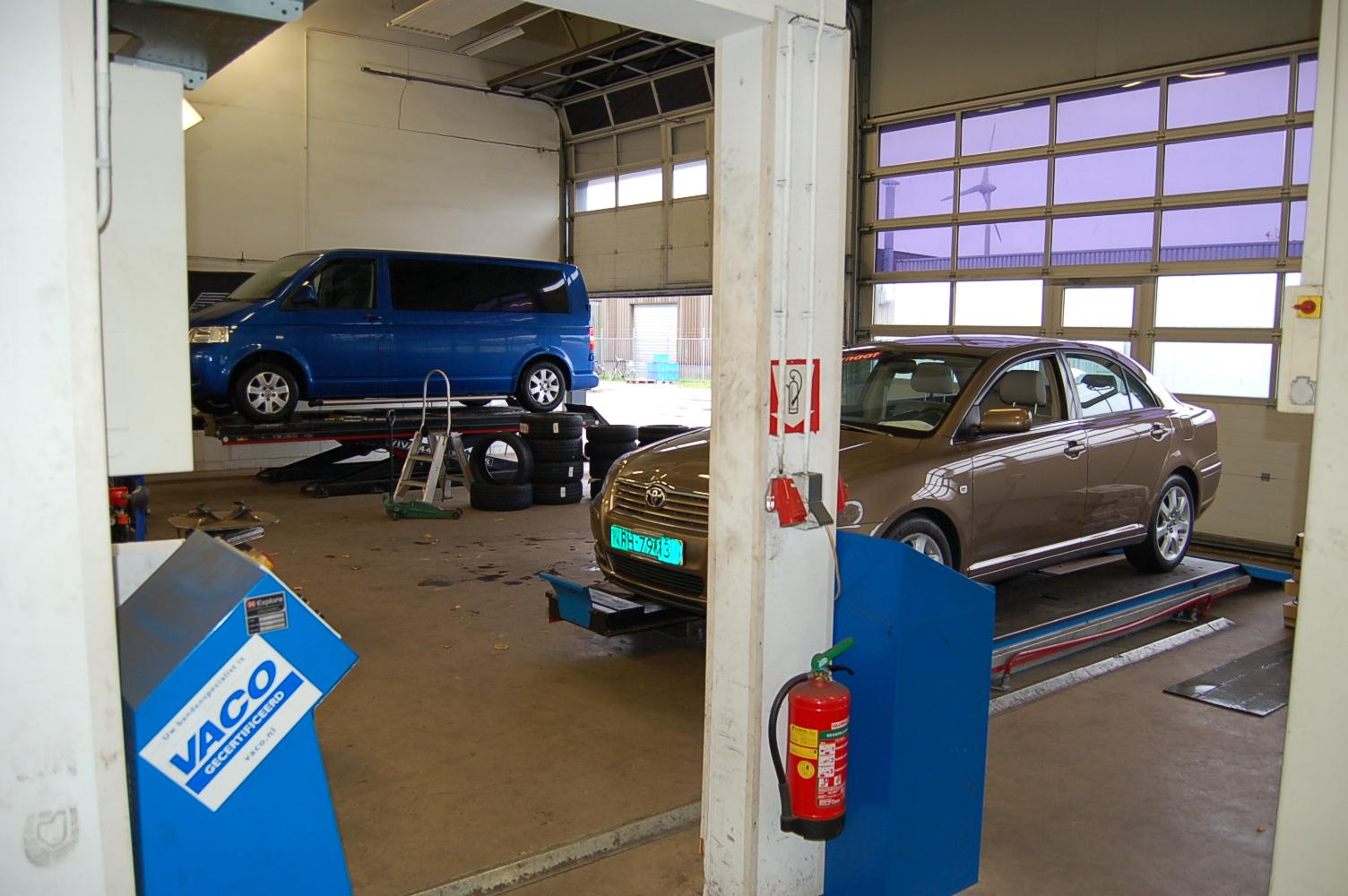 garage bandenservice noorderkade b.v.